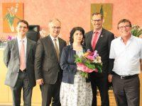 Dr. Julia Klippel als neue Schulleiterin beauftragt